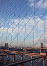 Free Unique View Of Manhattan Royalty Free Stock Photos - 2104818