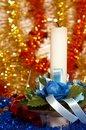 Free Christmas Candle Stock Photo - 2105980