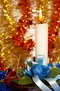Free Christmas Candle Stock Images - 2106004