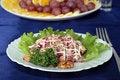 Free Salad Narine Royalty Free Stock Photo - 2106645