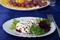 Free Salad Mushrooms A La Rus. Royalty Free Stock Image - 2106646