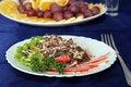 Free Salad Marine Stock Photography - 2106672