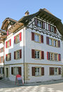 Free Old Swiss House 15 Royalty Free Stock Photos - 2107198
