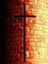 Free Cross In Stone Royalty Free Stock Photography - 2108837