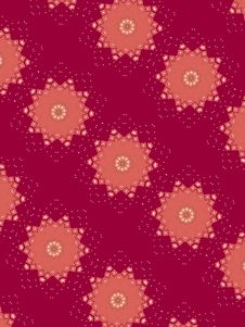 Free Decorative Patterns In Pink Royalty Free Stock Photography - 2100487