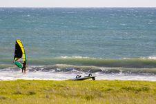 Free Windsurfers Stock Photo - 2100800