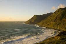 Free Pacific Coastline Stock Photos - 2100813