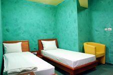 Free Hotel Room Stock Image - 2100991