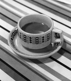 Free 60s Tea Cup Stock Photo - 2101140