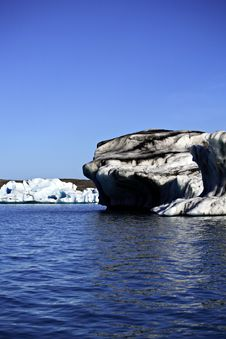 Iceberg Shapes Stock Photos