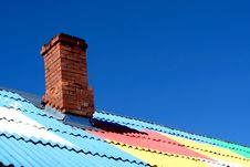 Free Roof Royalty Free Stock Photos - 2101668