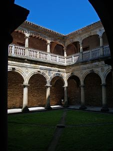 Free Cloister Royalty Free Stock Images - 2101809