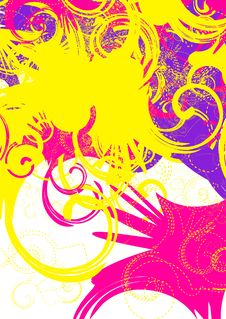 Free Colorful Swirls Stock Photos - 2102303