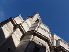 Free Temple Building In London Royalty Free Stock Photos - 2102378