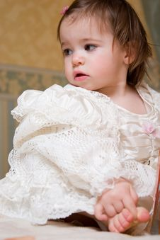 Free Little Girl Stock Photos - 2102443