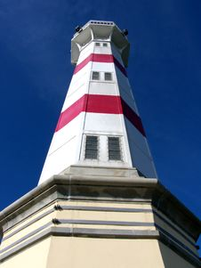 Free Lighthouse Closeup Royalty Free Stock Images - 2103239