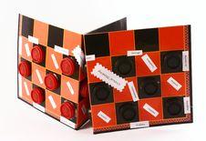 Free Checkered Board Stock Image - 2103941