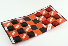 Free Checkered Board Stock Photography - 2103972