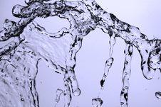 Free Water Royalty Free Stock Photo - 2105925