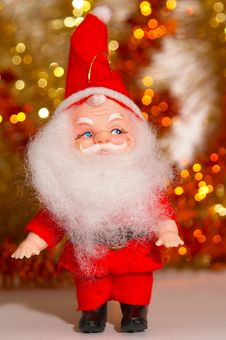 Free Christmas Santa Royalty Free Stock Photo - 2105945