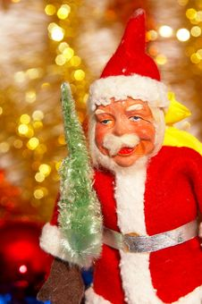 Free Christmas Santa Royalty Free Stock Photos - 2105978