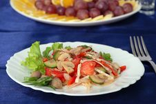 Free Salad Khmelnitsky Stock Photos - 2106723