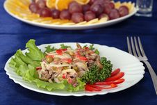 Free Salad Delikates Royalty Free Stock Photo - 2106745