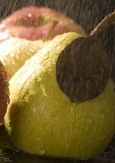 Free Pears Stock Image - 2108461