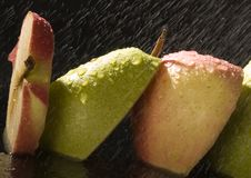 Free Pears In Rain Royalty Free Stock Photos - 2108508