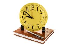 Free Concept Of Punctuality Business Person Stock Photos - 2108563