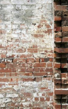 Free Old Wall Royalty Free Stock Photos - 2108568