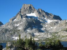 Mount Banner Stock Images