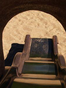 Free Slide In Sandbox Royalty Free Stock Images - 2109089