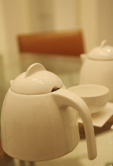 Free Teapot And Cups Stock Photos - 2109493