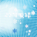Free Abstract Vector Background From A Mosaic Stock Image - 21001181