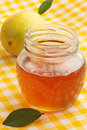 Free Jar Of  Honey Royalty Free Stock Image - 21006026