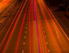Free Light On Road Stock Photo - 21000110