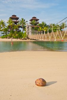 Free Paradise Island Stock Photo - 21000650