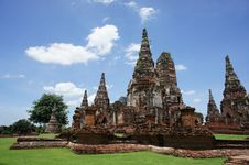 Free Ruins Of Siam Stock Image - 21000691