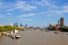Free LONDON Thames River Stock Photos - 21000853