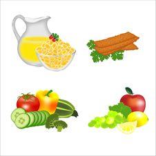 Free Dietary Food Stock Photo - 21001120