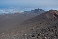 Free Old Craters Of Etna Stock Image - 21001561