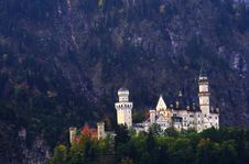 Free Neuschwanstein Castle Stock Photos - 21001793