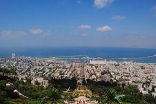 Free Haifa City Royalty Free Stock Images - 21002029