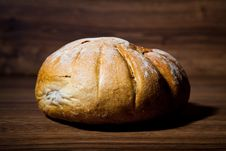 Free Composition Of Fresh Bread Stock Images - 21002094