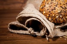 Free Composition Of Fresh Bread Royalty Free Stock Photography - 21002467
