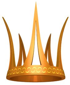 Free Crown The Princess Royalty Free Stock Photo - 21003215