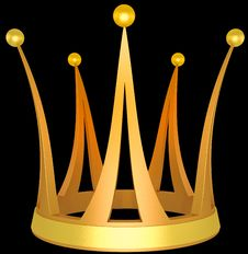 Free Crown The Princess Royalty Free Stock Images - 21003219