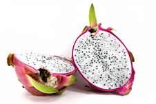 Free Tropical Fruit - Dragon Fruit Stock Photo - 21004510