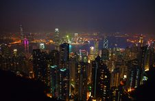 Free Hong Kong Royalty Free Stock Image - 21005386